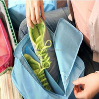 Travel Storage Shoes Bags Waterproof Foldable and Breathable Shoes Pouch Bag