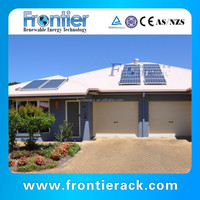 Pitched Roof Installation Solar Panels