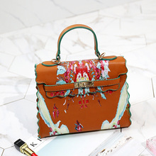 2018 new designer wholesale detachable crossbody pu leather sling bags women bags with top handle