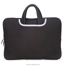 "Different fashion 14 ""15 ""soft neoprene laptop bag custom color wholesale"