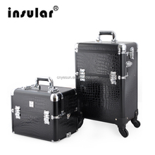 Beauty Cases on Wheels
