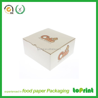 cheese cake box baking packing portable west cake To tap the wholesale can be customized