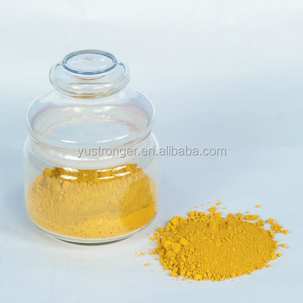 Yellow and Red Iron Oxide Powder/Ferric Oxide/Hematite Powder (fe2O3)