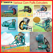 India hot sale/come on /Direct Expand Corn Snacks Extruder/Puffed Snack Food Processing Line