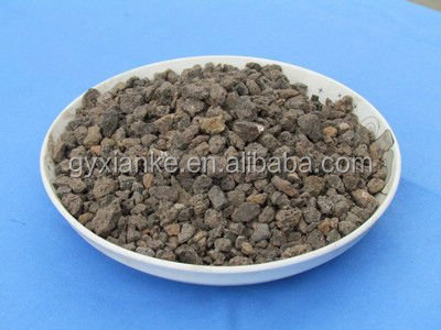 Affordable refined Volcanic Rock Filter Material for Water treatment