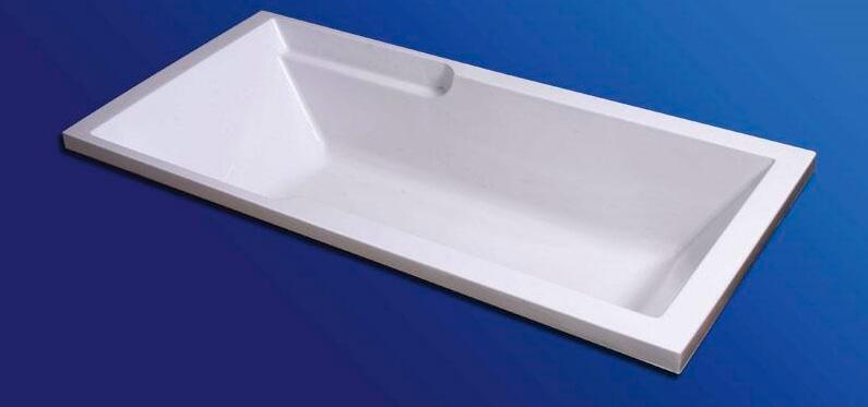 Barana short bathtubs China plastic bathtub factory bath step supplier