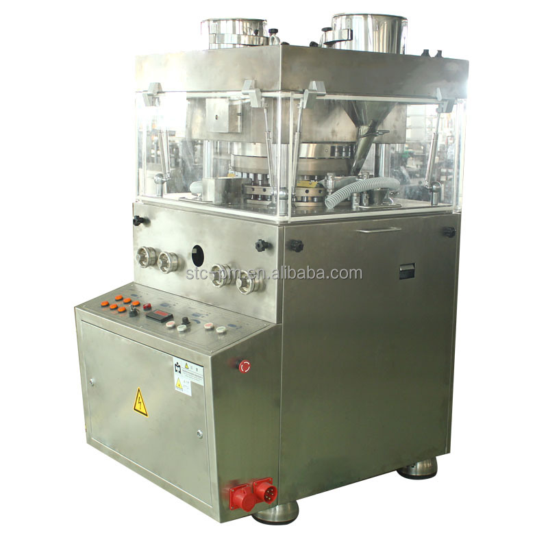 Rotary two layer Mint Tablet Press Machine rotary tablet press rotary pill press machine