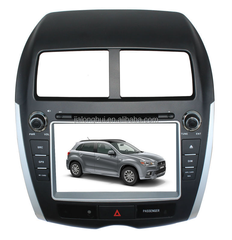 "8""Car DVD GPS For Peugeot 4008 Car Audio DVD GPS For Peugeot 4008 MITSUBISHI ASX Citroen C4 Audio Stereo Radio GPS iPod BT SWC"
