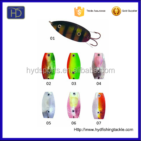 HYD-SPO027 tungsten ice fishing jigs artificial lure