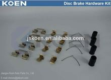Supply Disc Brake Hardware Kit FMSI D1190 Use For PEUGEOT Partner 425154