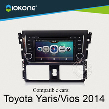 Factory offer car radio central multimidia For Toyota Verso