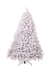 Holiday party decoration snowing christmas tree wedding decoration flocking artificial xmas tree artificial christmas tree snow
