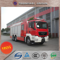 New Products on China Market Fire Fighting Vehicle Dvr