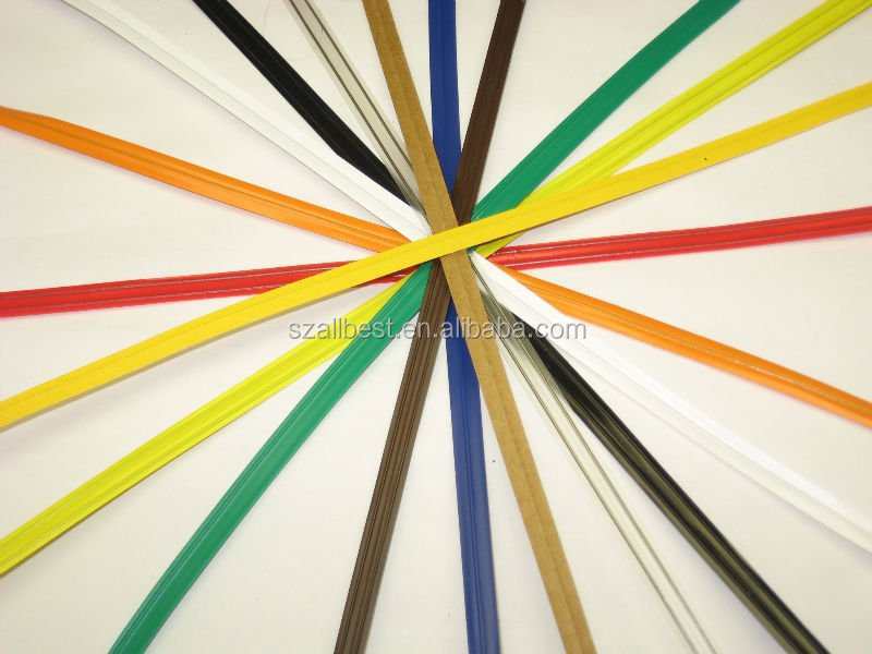 colorful paper Twist tie for packing