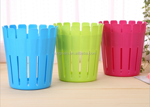 mini/cute plastic rubbish bin /trash can mold