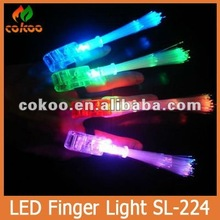 popular fashion christmas gift 500pcs/lot LED Light flash laser finger mini glow beams rings torch for party