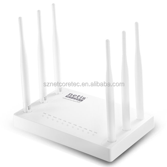 netis AC1750 Wireless Dual Band Gigabit Router