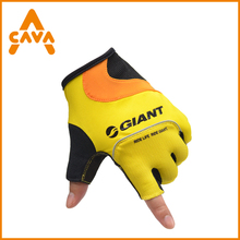 New Custom half finger anti-sweat Cycling racing Gloves for Mountain Bicycle Road Bike