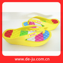 Strap Sole Printing Sandals Sandals And Sleepers