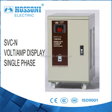 HOSSONI, AVR,REGULADOR DE VOLTAJE ,SVC Single phase 15KVA/15000VA, CE