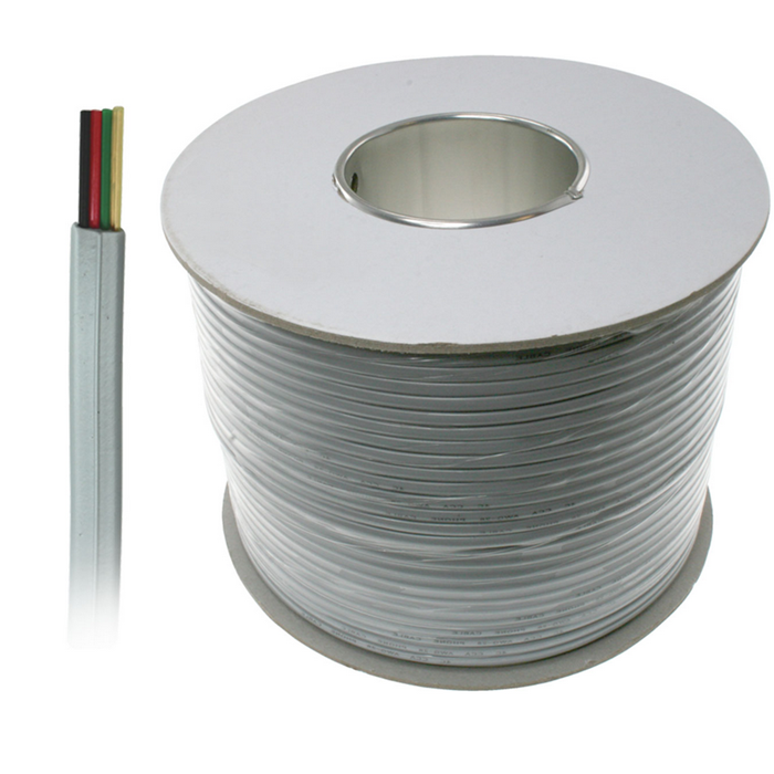 4 6 8 10 Conductor Flat Modular Wire