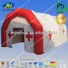 outdoor inflatable first aid tent