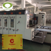 1800 High Speed Quality Semi-Auto Printer Slotter Die Cutter Machine