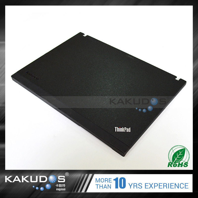 Original silver / black / grey full body laptop skin sticker for LENOVO