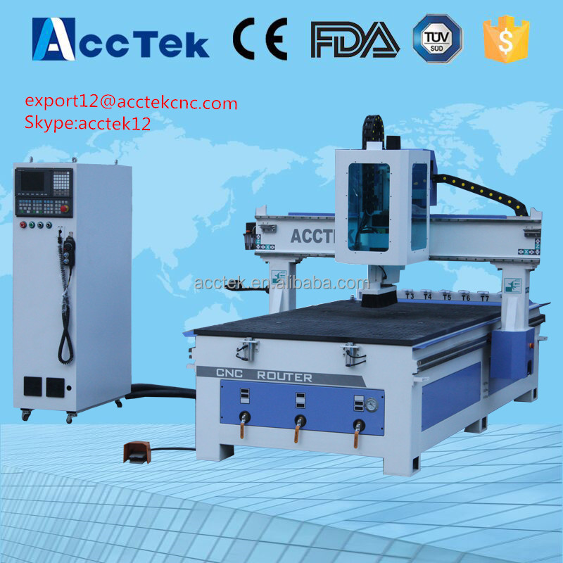 Good price Italy HSD spindle automatic tool changer spindle motor atc 3d wood cutting cnc price