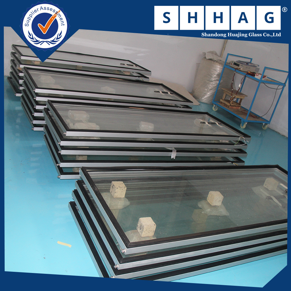 refrigerator spare parts anti sweat glass door used for cold room/walk in glass door cold room