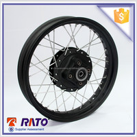 Excellent material 36 holes rear disc-brake motorcycle spoke wheel