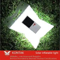 innovative design China new products outdoor inflatable solar camping light