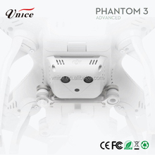 Remote control toy customized commands DJI phantom 3 advanced quadcopter kit with max ascent and descent speed