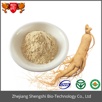 Best quality nature plant extract ginseng extract powder with Ginsenoside