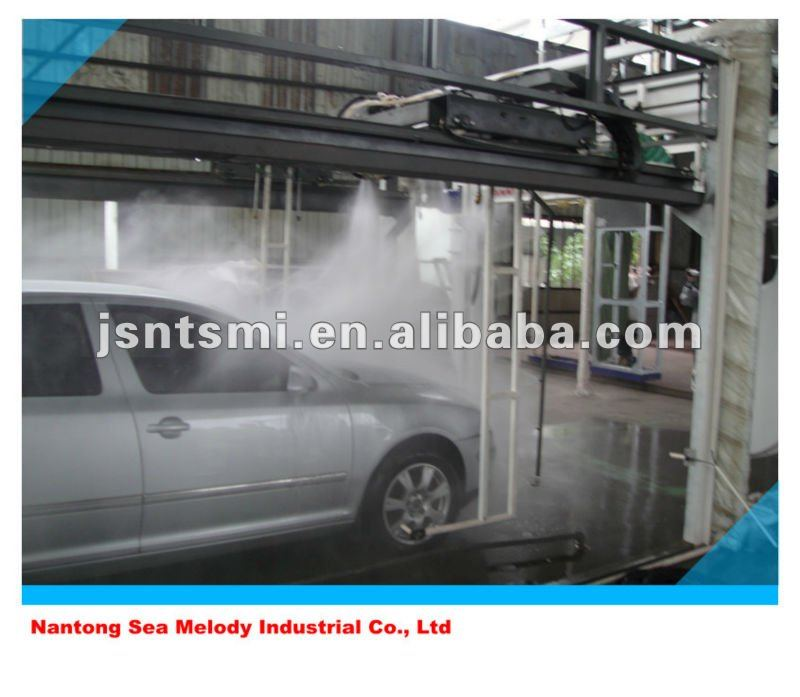 High-Pressure Vent Cleaning System