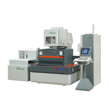 Brass Cutting Wire Cut EDM Machine Factory