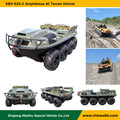 XBH 8X8-2 Standard amphibious vehicle water and land vehicle go-anywhere vehicle fire fighting truck All-Terrain ATV