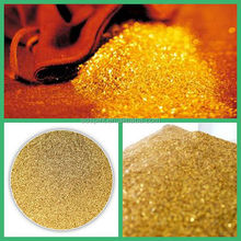 pure copper powder for golden metallic paint