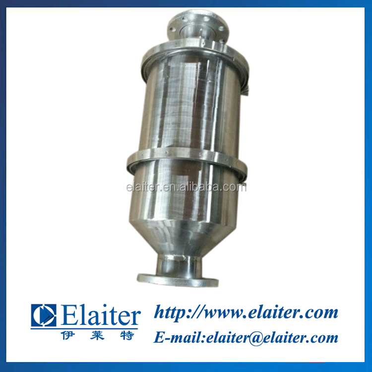 Bus catalytic wall flow particulate filter DPF +DOC catalytic converter