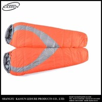 Profession made new fashion advertising kids sleeping bag