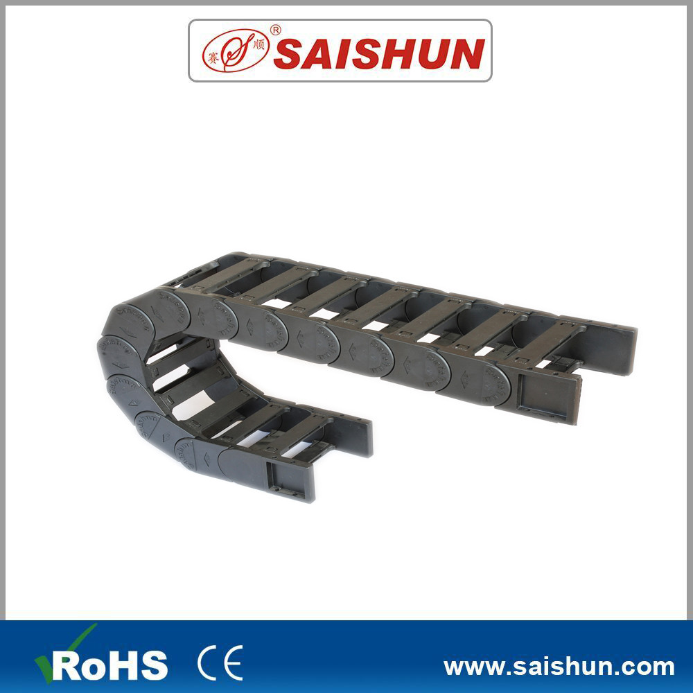 Nylon PA66 plastic SUD-45 cable chain cover