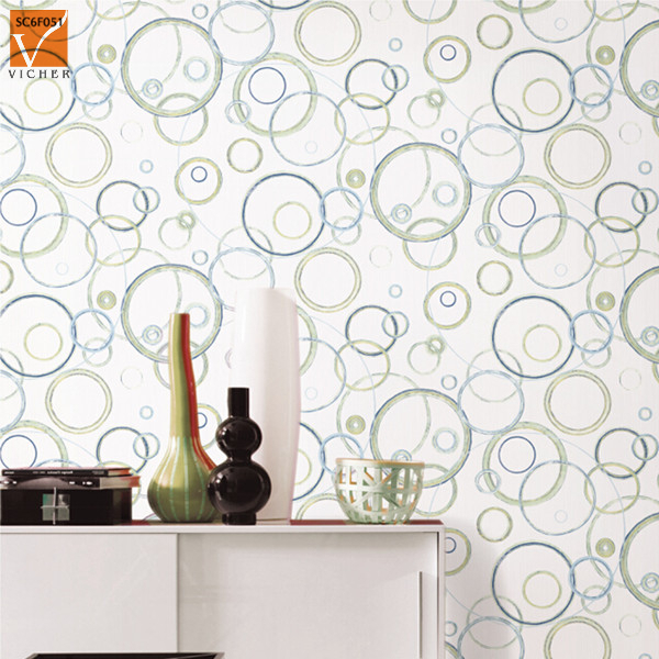 Office wallpaper designs for office walls pvc waterproof for Affordable designer wallpaper