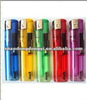 electronic disposable refillable big and small plastic lighter