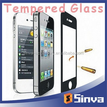 Trade ASSURANCE Supplier! Sinva Factory Privacy Tempered Glass Screen Protector For all mobile phones