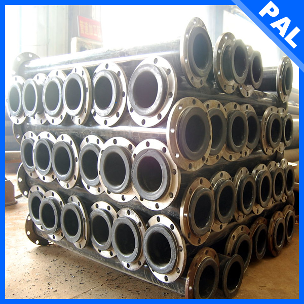 Dia 400mm wear-resisting pec pipe with free sample
