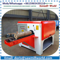 industrial wood cutting machine