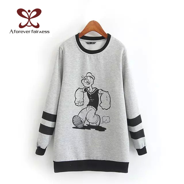 2017 Latest New Fashion Anime Hoodies,Women Tall Cartoon Hoodies Dress,Custom Women Long Hoodie Dress