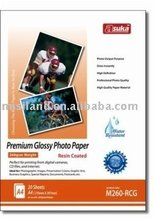 260G Inkjet High Glossy Photo Paper (RC-Base)