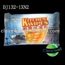 Kitchen Multi-purpose Cleaning Ultra Wet wipes