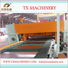 rotary shear cut to length machine for steel coil manufacture in china